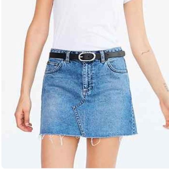 f91f26a7b9 Urban Outfitters Skirts | Bdg Denim Mini Skirt Size Small | Poshmark
